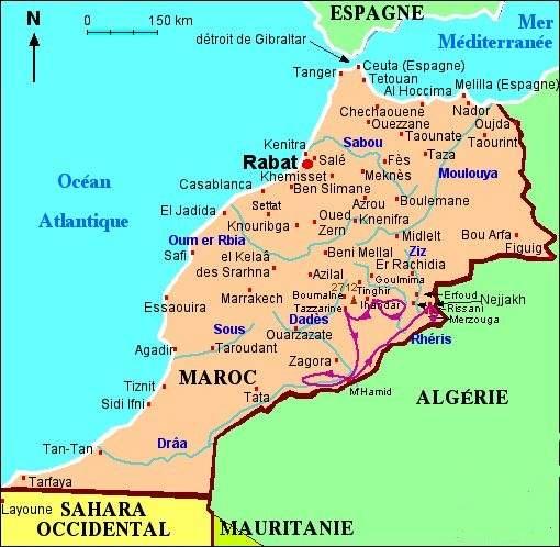 Tayeb : Maroc Paris Espagne Bruxelles   Action Francophone